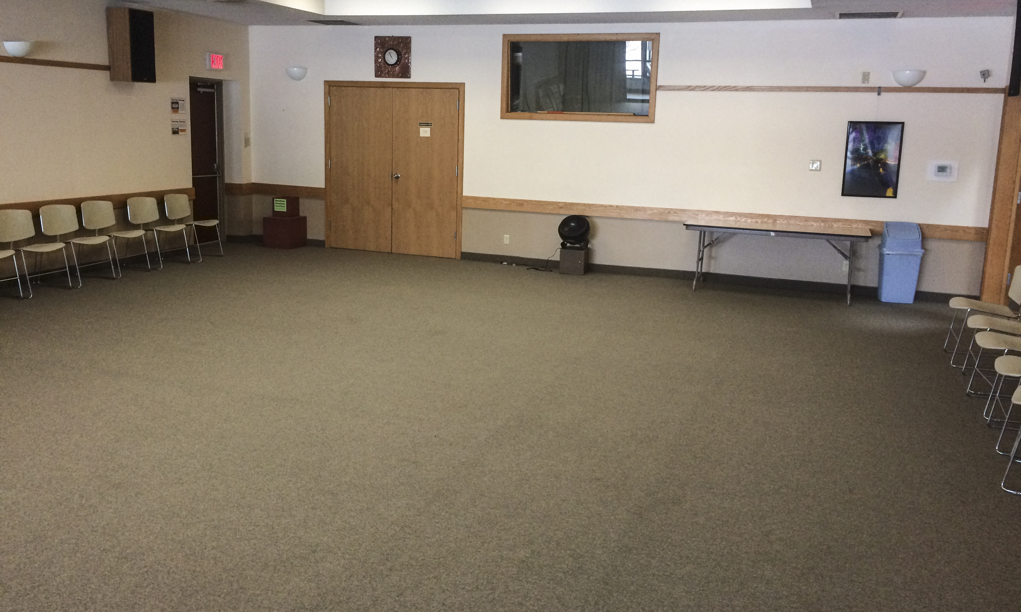 Multipurpose Room (A - larger section)